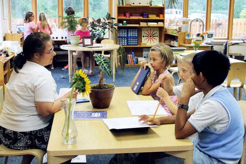 Hershey Montessori School Elementary Community-Concord Campus