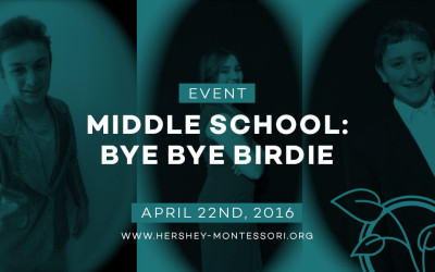 Middle School Production: Bye Bye Birdie