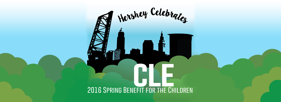 Hershey Spring Benefit logo