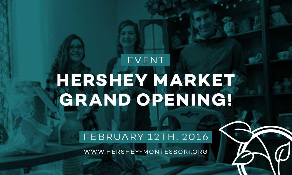 Hershey Market Grand Opening!