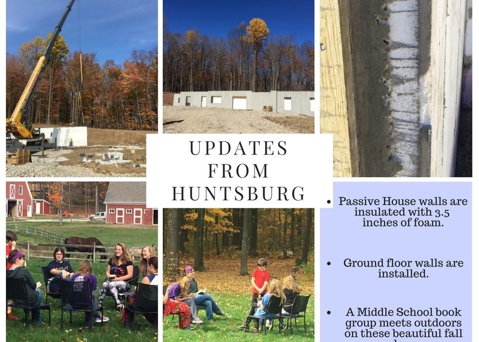 Updates from Huntsburg