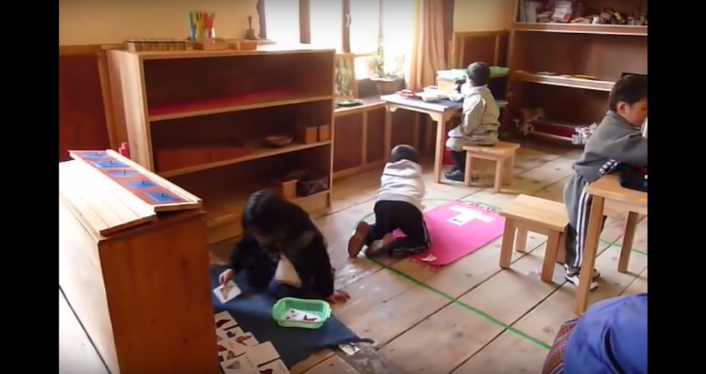 Montessori Around the World and Through Time