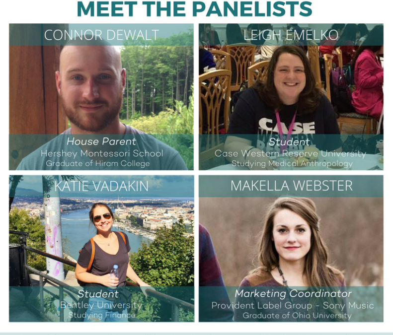 Alumni Panel Event – March 16, 2017