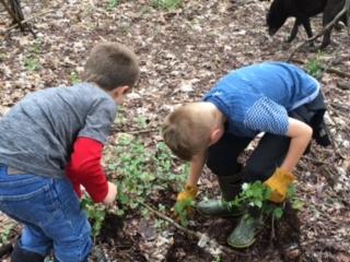 Hershey Montessori School Moment