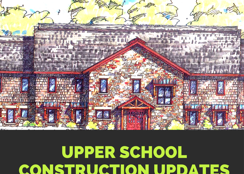 Spring 2017 Upper School Update