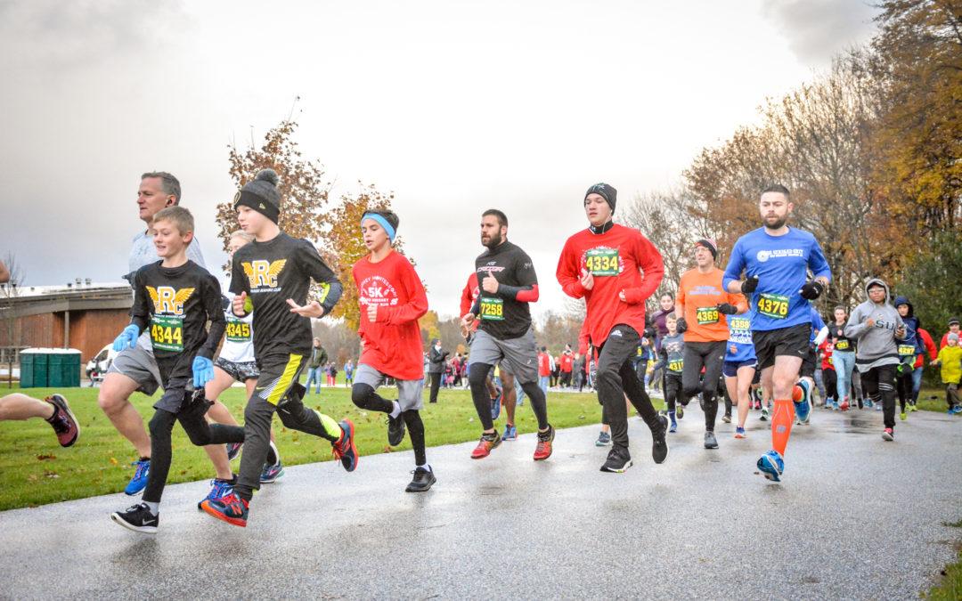 The 2018 Hershey Cosmic Run: A Success!
