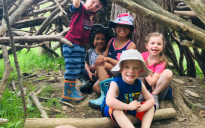 Children's House Summer Camp: Movement in Nature