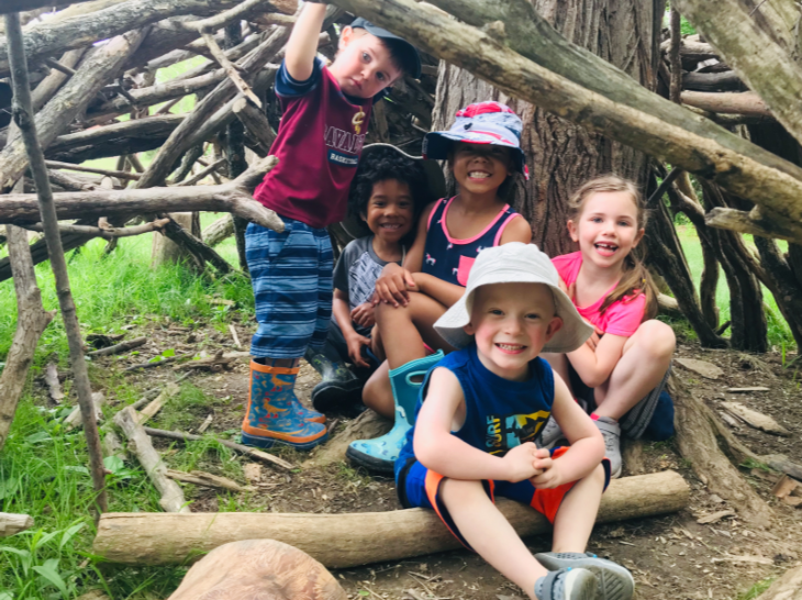 Children's House Summer Camp in Nature
