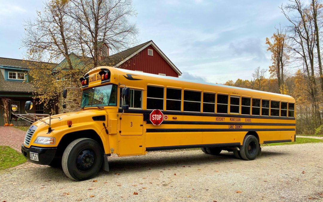 Hershey Montessori School Provides Student Busing