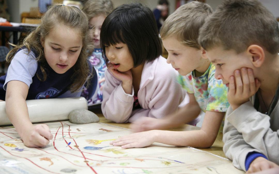 Register for Why Montessori Elementary Program on January 26, 2021