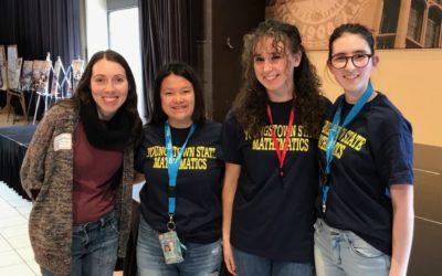 Hershey Students Attend YSU MathFest