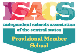 ISACS Provisional member accredidation