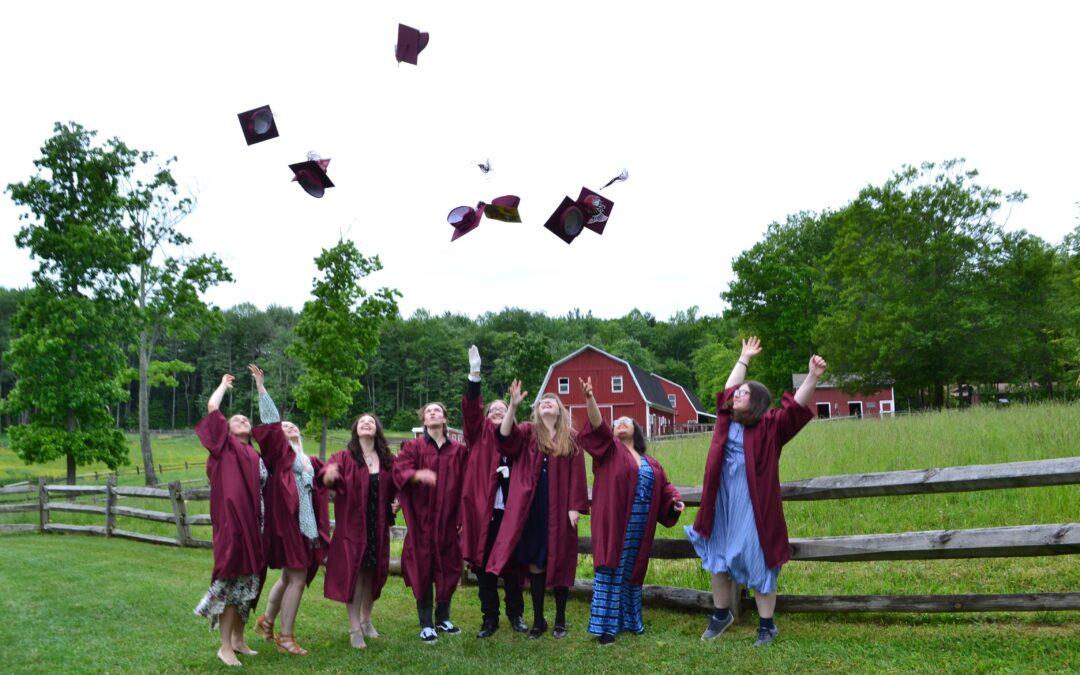 Hershey Graduates 4th Class in Groundbreaking Birth through 12th Grade Montessori Continuum